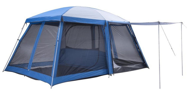 Image 1  sc 1 st  C&ing Central & OZtrail Keppel 5 Person Cabin Family Tent available at a great ...