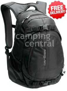 Caribee Pivot 35 Litre Backpack Daypack Bag - (Black)