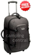 Caribee Blade 75 Ltr Wheeled Travel Luggage Trolley Bag - Front View