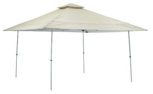 OZtrail Alfresco Gazebo Marquee Stall Stand - (Angle View)