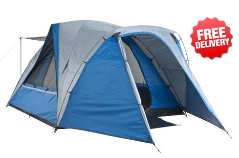 OZtrail Breezeway 4V Dome Tent  sc 1 st  C&ing Central & Camping Central has the best tents: hiking portable family and ...