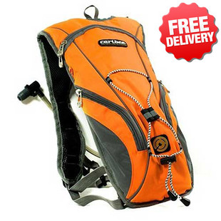 Caribee Hi Vis Flow 2 Ltr Hydration Pack Bladder - Angel View