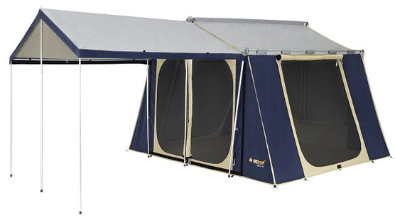OZtrail Canvas Cabin Tent 12 X 9