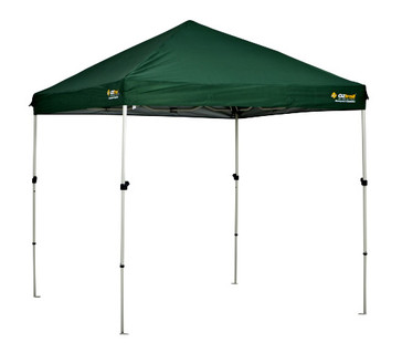 OZtrail Compact Gazebo Marquee Awning Market Stall 2.4m x 2.4m