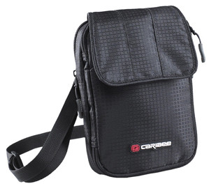Caribee Travel Grip Passport Wallet Bag Organiser - Front View