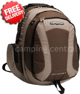 Caribee Interface Backpack Daypack Laptop Bag - Front View