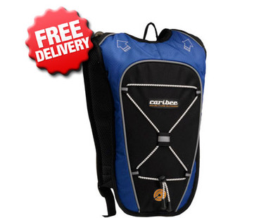 Caribee Oasis 1.5 Litre Hydration Pack - Colour Blue