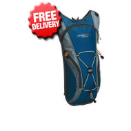 Caribee Flow 2 Ltr Hydration Pack & Bladder - Front View
