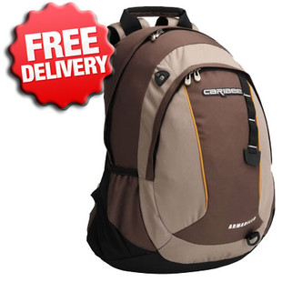 Caribee Armadillo 35L Backpack Daypack Bag - Front View