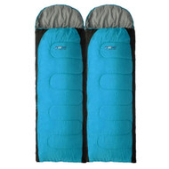 OZTRAIL TASMAN TWIN (DOUBLE SLEEPING BAG)