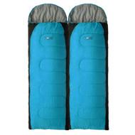 OZTRAIL TASMAN TWIN (DOUBLE SLEEPING BAG)
