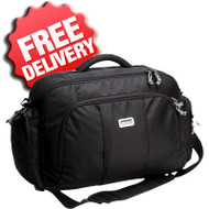 Caribee Inferno Carry On Shoulder Overnight Laptop Bag - Front View