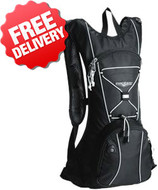 Caribee Quencher 2 Ltr Hydration Back Pack - Black Colour