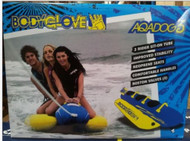 Body Glove Aqua Dog Surf Ski Tube Inflatable Biscuit