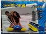 Body Glove Aqua Dog Surf Ski Tube Inflatable Biscuit