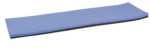 OZtrail 50mm Camp Foam Mat Mattress Roll Up Camping - (Angle View)