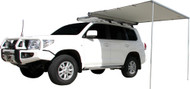 OZtrail 4WD RV Roof Shade Awning Camping Cover Tarp - (Angle View)