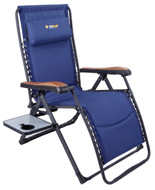 Oztrail Hayman Chair (with Side Table)