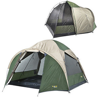 OZtrail Skygazer 4V Dome Tent (4 Person Man) - With Free Shipping