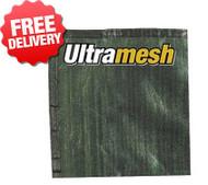 OZtrail Ultramesh Shade Cloth Matting Tarp 8 x 20ft - With Free Shipping