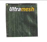 OZtrail Ultramesh Shade Cloth Matting Tarp 10 x 10ft - Colour Green