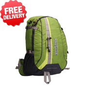 Caribee Aquatec 34Lt Backpack Daypack Bag - With Free Shipping