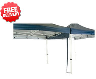 OZtrail Gutter System for 3m OZtrail Deluxe Gazebos - with Free Shipping
