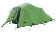 Black Wolf Cicada Lightweight Compact Hiking Tent - Colour Green