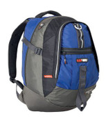 Black Wolf Freestyle 30 Litre Backpack Daypack (Blue) - Front View