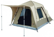 BlackWolf Turbo Plus 300 Family Camping Tent - Angle View