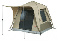 BlackWolf Turbo 300 Camping 5 Person Tent - Angle View