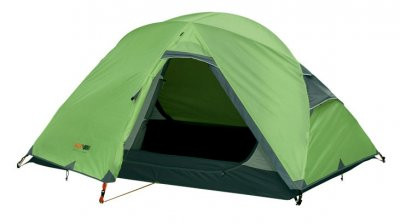 BlackWolf Wasp II Adventure 2 Person Camping Tent - Angle View