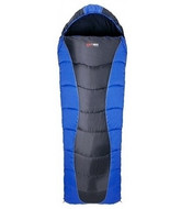 Black Wolf Zambezie Jumbo Hooded Camping Sleeping Bag (-6 Cel.)