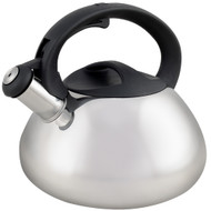 OZtrail 3 Litre Whistling Kettle Stainless Steel Camping