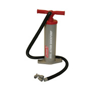 Coleman 13 Litre Double Action Quick Pump (Ideal for Inflation Mats, Boats Etc)