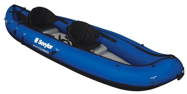 Sevylor Sit On Top Kayak Inflatable Boat Is Available At