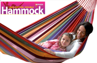 Tropicana Ningbo Large Double Cotton Hammock