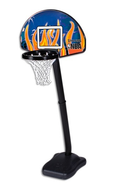 Spalding NBA 1.3m Kids Junior Portable Basketball Net Ring