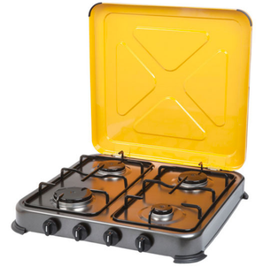 gasmate 4 burner portable camp camping stove