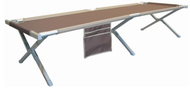 Supex Extra Large Aluminium Camp Stretcher Bed