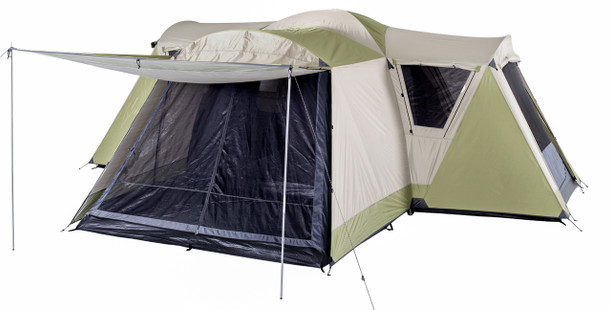 OZtrail Elite Villa Dome Tent - 2011 Model available at a great price from C&ing Central  sc 1 st  C&ing Central & OZtrail Elite Villa Dome Tent - 2011 Model available at a great ...