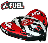 Fuel Sniper 2-Person Surf Ski Tube Biscuit Inflatable