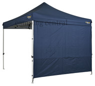 OZtrail Deluxe Gazebo Pavilion Solid Side Wall - 3 meters
