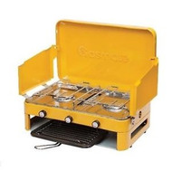 GASMATE 2 BURNER WITH GRILL