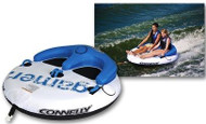 CONNELLY GAMER (2 PERSON) SKI INFLATABLE TUBE BISCUIT TOWABLE *NEW*