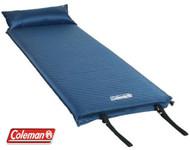 COLEMAN SELF INFLATING MAT & PILLOW Mattress Air Bed Camp Bed Foam
