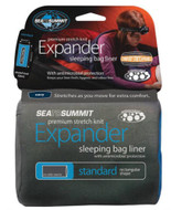 SEA TO SUMMIT SLEEPING BAG LINER (185x80cm) EXPANDABLE EXPANDER STRETCHABLE