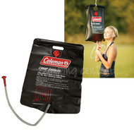 COLEMAN SOLAR SHOWER (19 LITRE) CAMPING CAMP BAG WATER HEATER HOT