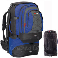 BLACK WOLF CANCUN 70 Lt Backpack Travel Hiking Bag