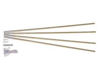 9.5mm OZTRAIL POLE REPAIR KIT